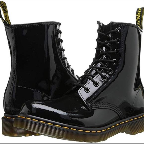 c4077dece Dr. Martens Shoes | Dr Martens Unisex 1460 8tie Laceup Boot Size 10 ...